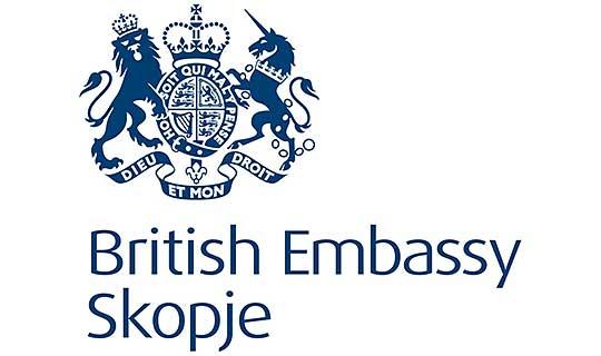 Logo British Embassy
