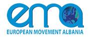 European Movement Albania organizacii 180x75